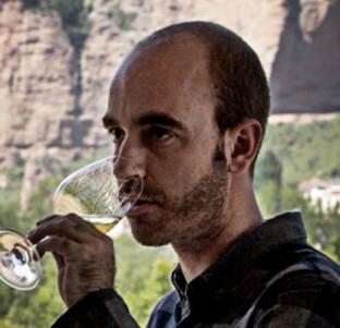Pablo Tascón, enólogo de Palacios Vinoteca